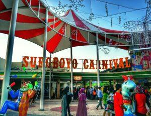 Harga Tiket Masuk Surabaya Carnival Night