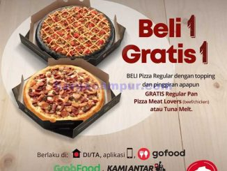 Promo Pizza Hut 28 Maret 2020