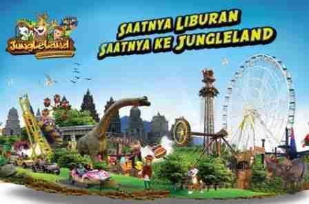 Harga Tiket Masuk Jungleland Sentul Bogor