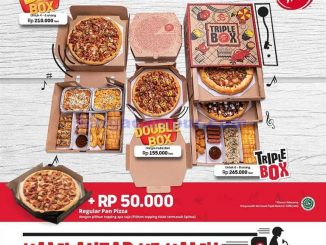 Promo Pizza Hut 27 Maret 2020 1