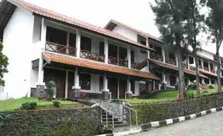 Berlian Resort Cipanas Puncak Bogor