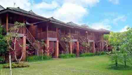 Desa Gumati di Bogor