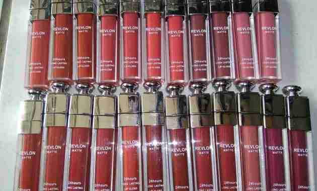 Harga Lipstik Revlon Terbaru