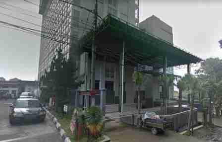 Hotel Setia budi di Bandung