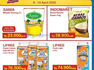 Katalog Indomaret Promo Heboh Terbaru 8 - 14 April 2020