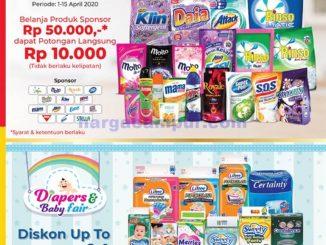 Katalog Promo Alfamart Terbaru 1 - 15 April 2020 (1)