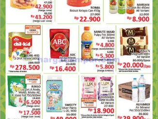 Katalog Promo Alfamidi Weekday 6 - 12 April 2020 2