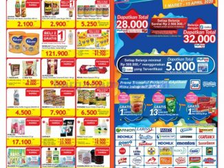 Katalog Promo Indogrosir Terbaru 1 - 15 April 2020 1