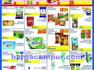 Katalog Promo JSM Indomaret Weekend 3 - 5 April 2020 No harga