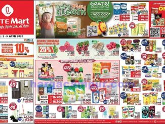 Katalog Promo Lottemart Weekend 2 - 5 April 2020