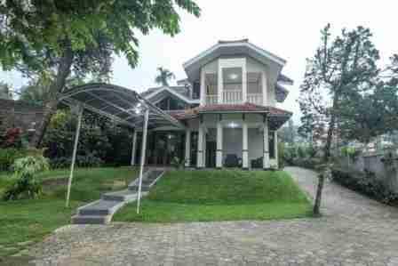 Literooms Villa Atikah Puncak Bogor