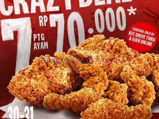 Promo KFC 30 Maret 2020