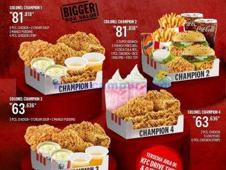 Promo KFC 5 April 2020
