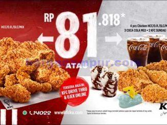 Promo KFC Terbaru 2 April 2020
