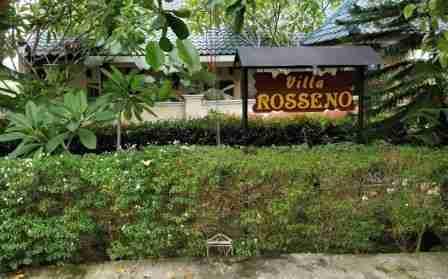 Rosseno Villa Yogyakarta