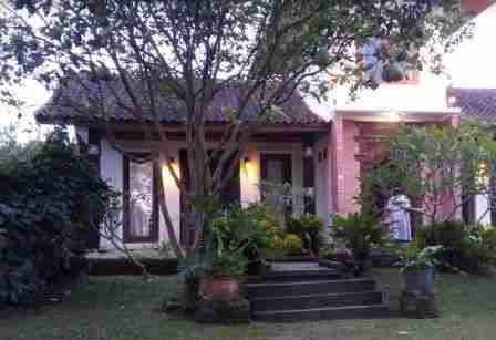 Rumah Anak'ku Private Villa Lembang Bandung