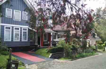 Villa Denhagg Puncak Bogor