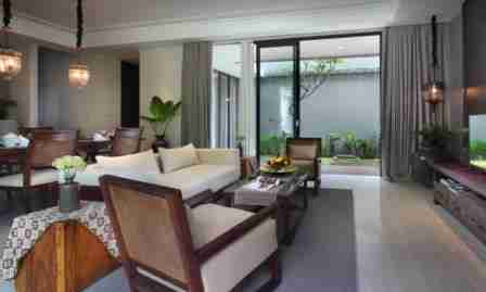 Villa Habitat @ Hyarta Yogyakarta