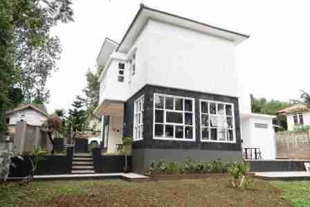 Villa Herrera Puncak Bogor