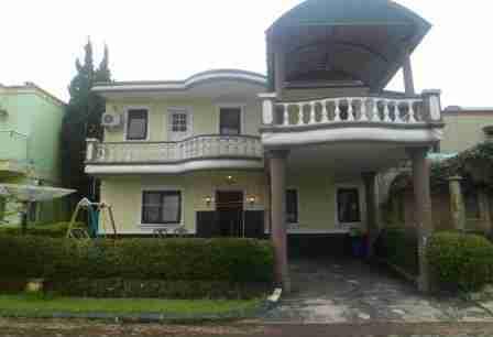 Villa Kota Bunga Protea Puncak