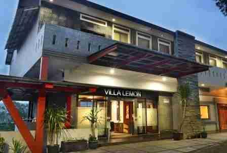 Villa Lemon Lembang Bandung