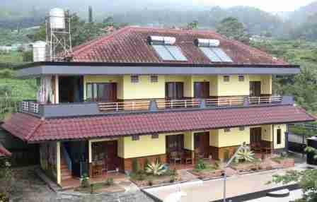 Villa Murah di Batu Villa Panderman Indah