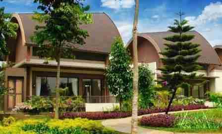Villa Vimala Hill Gadog Bogor Jawa Barat