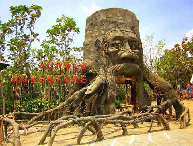 Wahana Jatim Park 2