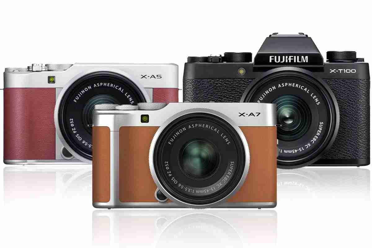 kamera fujifilm