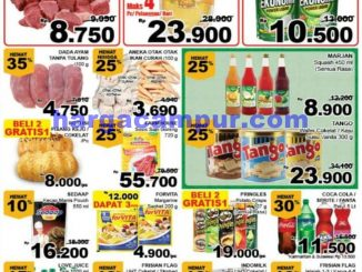 Katalog Promo Giant Weekday 7 - 8 April 2020