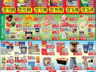 Katalog Promo Hypermart Weekday Terbaru 7 - 9 April 2020