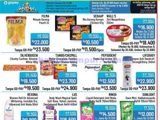 Katalog Promo JSM Alfamidi Weekend Terbaru 3 - 5 April 2020 1