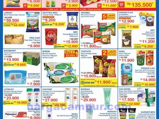 Katalog Promo JSM Indomaret Weekend Terbaru 3 - 5 April 2020