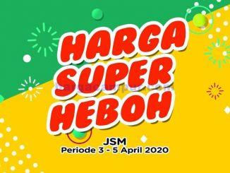 Katalog Promo JSM TIPTOP Pasar Swalayan Terbaru 3 - 5 April 2020 1
