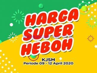 Katalog Promo JSM TIPTOP Pasar Swalayan Terbaru 9 - 12 April 2020 1