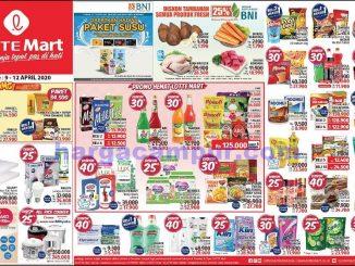 Katalog Promo Lottemart Weekend 9 - 12 April 2020