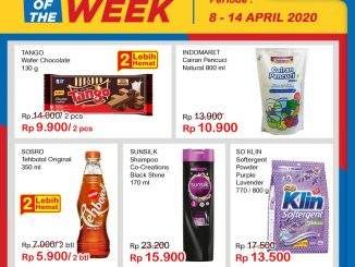 Promo Indomaret Product Of The Week Terbaru 8 - 14 April 2020
