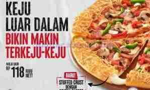 Promo Pizza Hut Terbaru 18 Oktober 2021