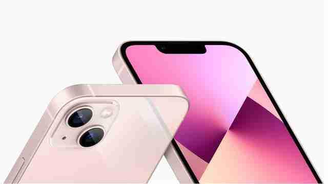 Desain Iphone13