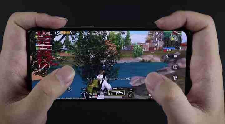 Oppo Reno 6 5G fokus mode